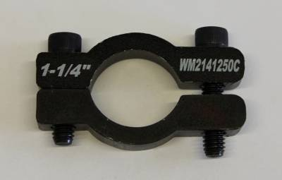 "Wehrs Machine - Wehrs Machine Clamp for Limit Chain Frame Mount 1¼"" Tube Steel WEH WM2141250C"