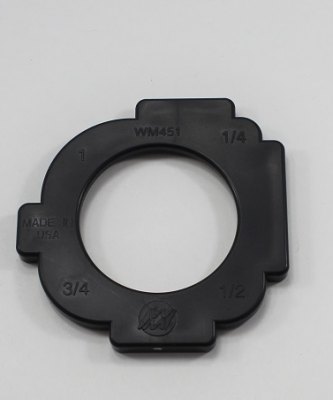 Body Components - Tools - Wehrs Machine - Wehrs Machine Sheet Metal Corner Radius Marker WEH WM451