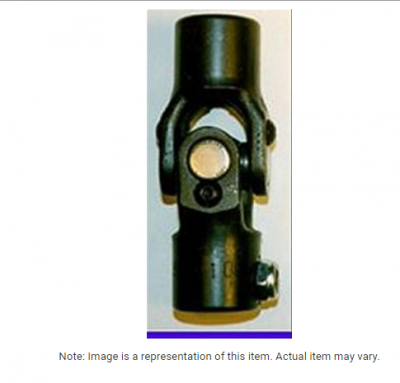 Steering - Steering Shaft, Mounts & U-Joints - Sweet Manufacturing - Sweet Manufacturing Steering U-Joints SWE 401-50614