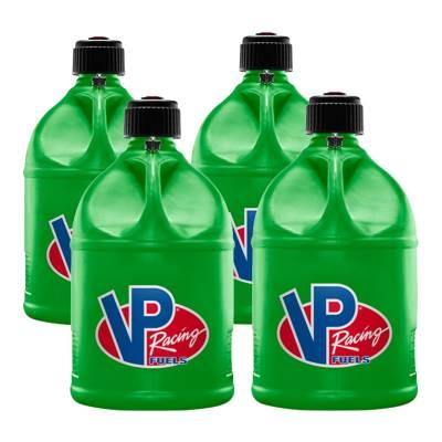 VP Racing Fuels - VP Racing Round Fuel Jug 5 Gallon - 4 pack