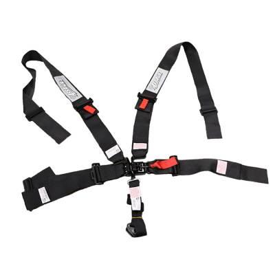 Safety & Seats - Seat Belts, Safety Harnesses, Window Nets & Components - Assault Racing Products - Assault Racing Five Point Safety Harness Seat Belt