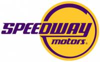 Speedway Motors  - 3 Piece 1979-Up GM Metric Midsize Spindle - IMCA APPROVED