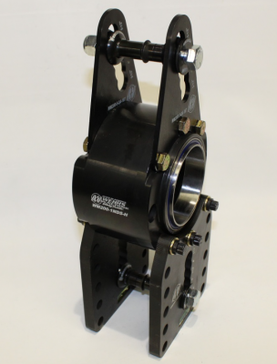 Suspension & Shock Components - Birdcages & Parts - Wehrs Machine - Wehrs Machine WM200NDS-H Narrow Double Shear Steel Suspension Cage Heavy