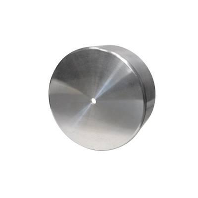 """Billet Aluminum Carburetor Cover Top Hat Dust Cap O-Ring Fits 5-1/8"""" Carb Necks"""