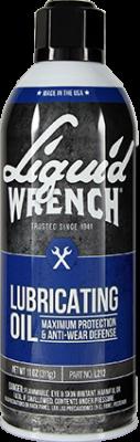Liquid Wrench - Liquid Wrench Lubricating Oil 11oz - L212