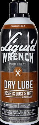 Liquid Wrench - Liquid Wrench Dry Lubricant 11oz - L512
