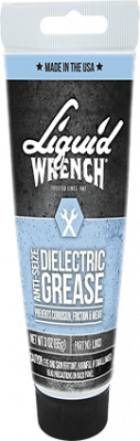 Liquid Wrench - Liquid Wrench Dielectric Anti-Seize Grease 3oz - L803