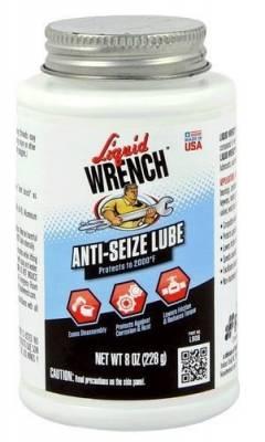 Liquid Wrench - Liquid Wrench General Purpose Anti-Seize 8 oz, - L808