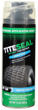 Wheels & Tires - Tools & Accessories - TiteSeal - TiteSeal Instant Tire Repair for Tubed and Tubeless Tire 14oz - M1107