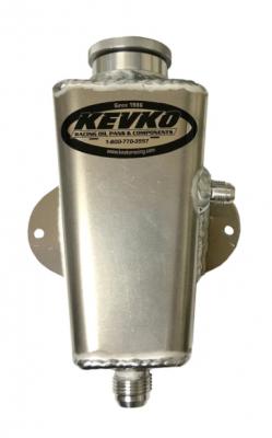 Steering - Power Steering Pumps & Accessories - Kevko - KEVKO Universal Power Steering Tank K9087