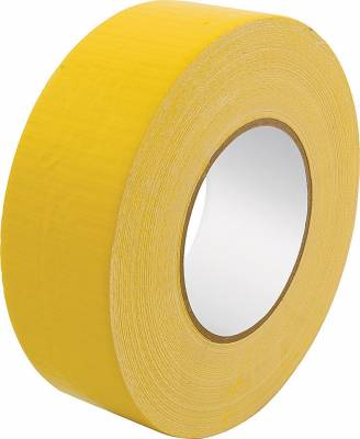 ALLSTAR PERFORMANCE Racers Tape 2in x 180ft Yellow ALL14154