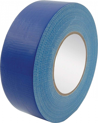 ALLSTAR PERFORMANCE Racers Tape 2in x 180ft Blue ALL14155