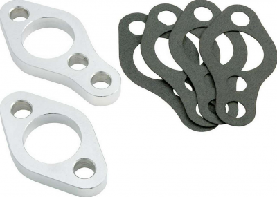 ALLSTAR PERFORMANCE SBC Water Pump Spacer Kit .375in  ALL 31072
