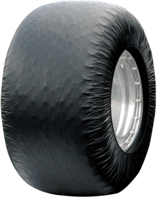 ALLSTAR PERFORMANCE Easy Wrap Tire Covers 4pk LM92 ALL  44223